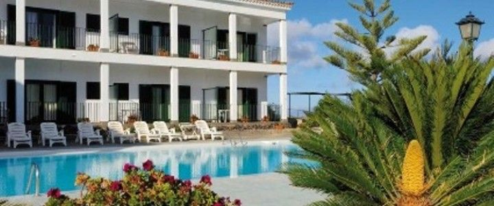 Bandama Golf Hotel – Caldera de Bandama