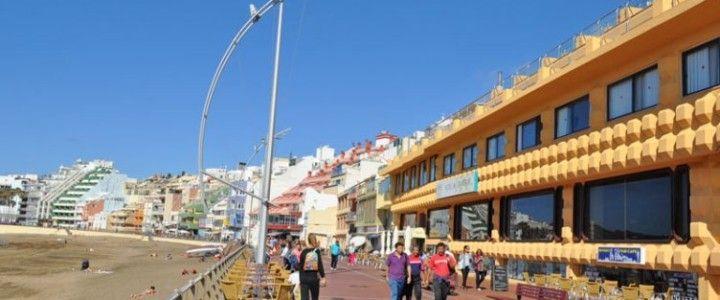 Hotel Exe Las Canteras – Las Palmas