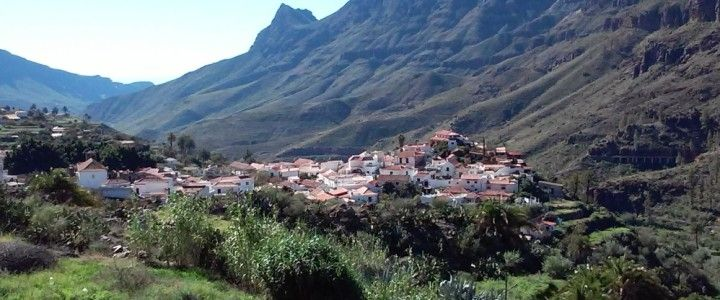 Pěší túra San Bartolomé Fataga