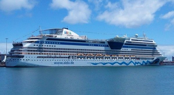 Exkurze pro zaoceanske lode