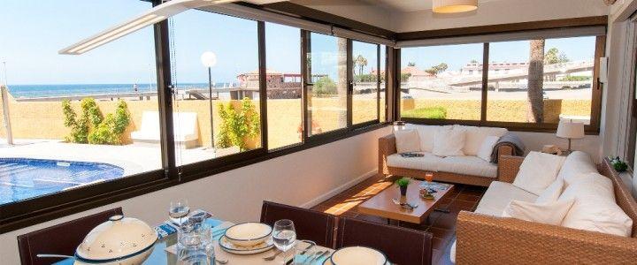 Beach Apartment San Agustín