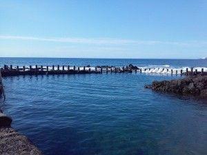 Natural swimming pools in Gran Canaria