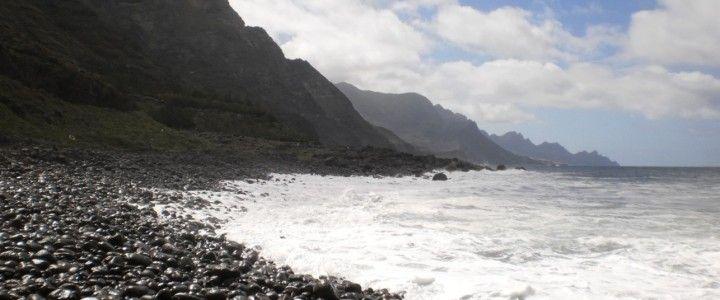 Wild beaches of Gran Canaria